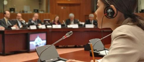 servicio de interpretación judicial