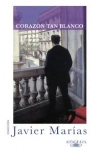 Corazón tan blanco- Recomendaciones literarias para traductores