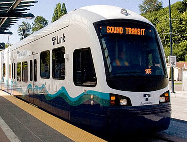 Sound Transit officials created a draft for the Federal Way Link Extension project, even though they only have funds for infrastructure from SeaTac to the Kent/Des Moines area. — Image Credit: Contributed Photo