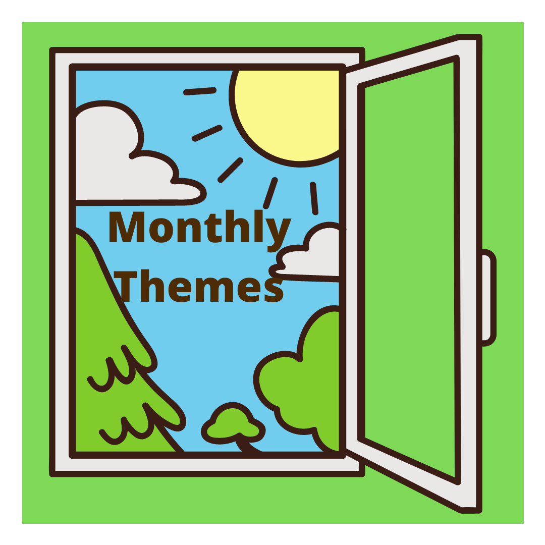 Monthly theme pack