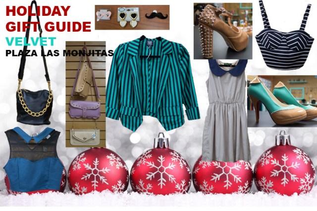 holiday gift guide velvet