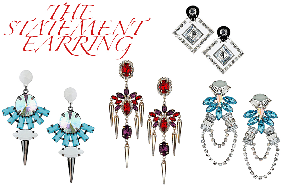 EARRINGS FALL