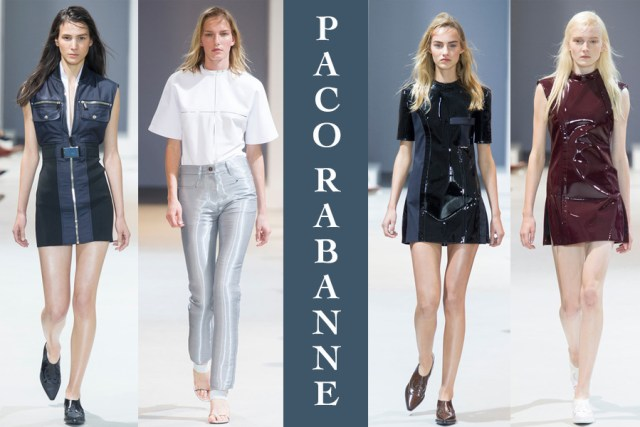 PACO RABANNE SS 14
