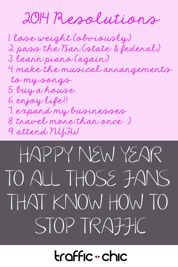 resolutions 2014