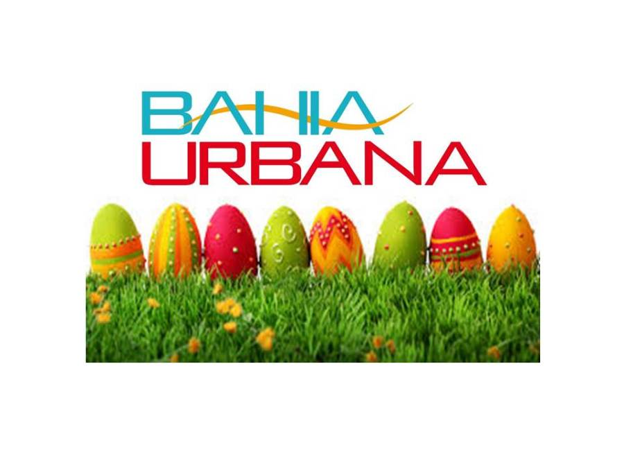 BAHIA URBANA 2015 egg hunt