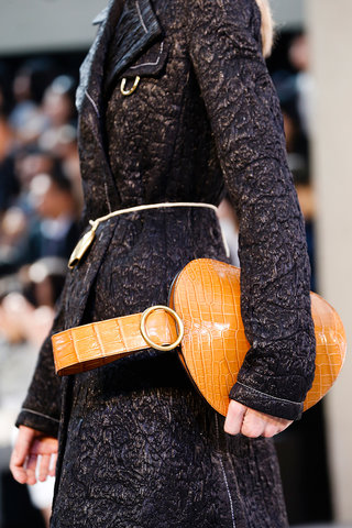 céline - circle handbag