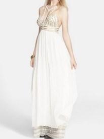 Free People 'Sacred Geometry Maxi Dress