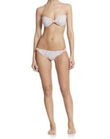 HEIDI KLEIN San Sebastian Tie Bandeau Bikini