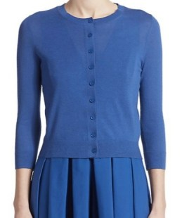 Micheal Kors Featherweight Cashmere Cardigan