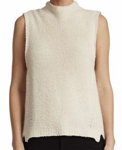 Milly Cashmere Shell