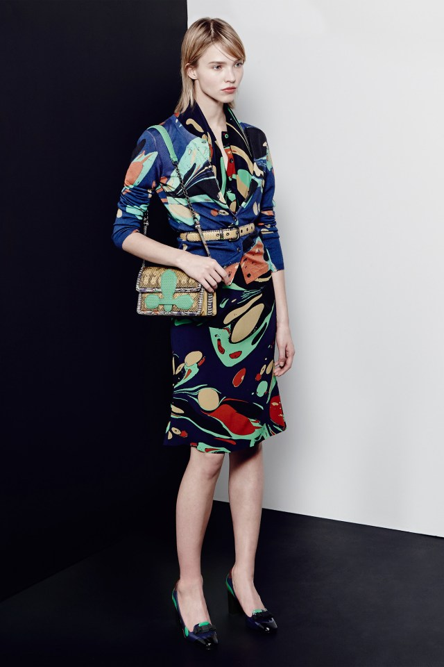 Bottega Veneta Pre Fall Collection 2015