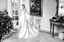 Carolina Herrera 2016 Bridal Ad - Josefina Gown