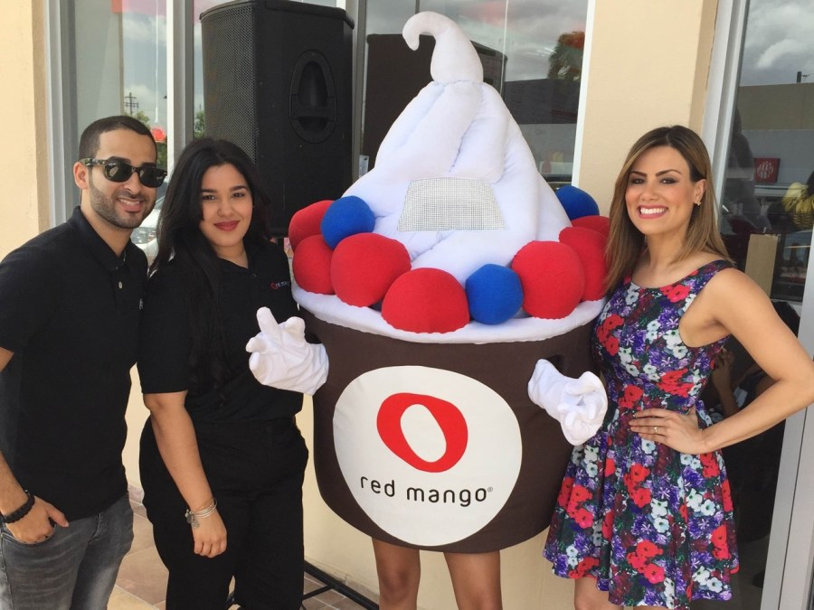 Dj Migya, Valeria Garay y Shanira Blanco