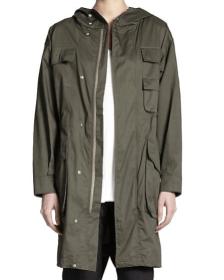 ATM Anthony Thomas melillo - Oversized Military Jacket