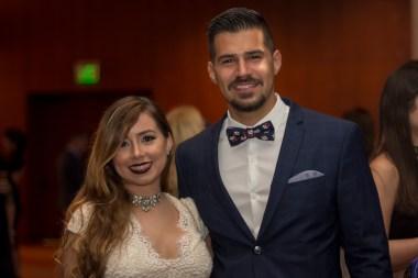 Gabriela Rivera y Alexander Sánchez