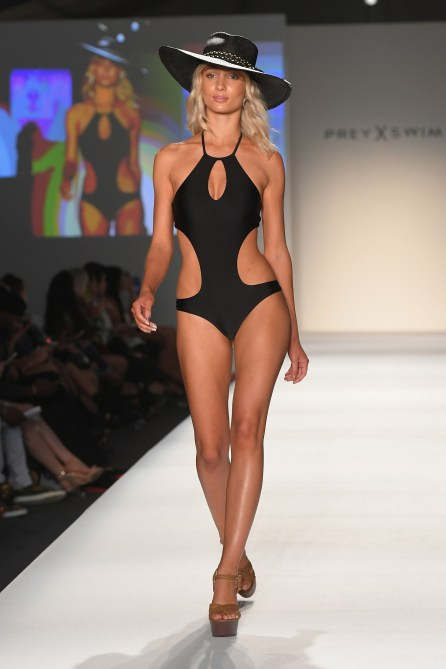(Photo by Rodrigo Varela/Getty Images for Prey Swim By Audrina Patridge)