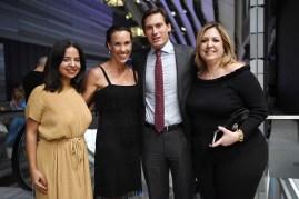 Tathiana Rosado, Saskia Bowers, Kieran Bowers, & Mariolga Calderon
