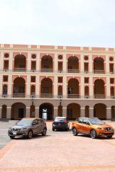 Cuartel de Ballajá- Nissan Kicks