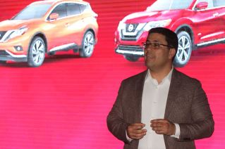 Juan Santana Chea, director comercial Nissan en Puerto Rico