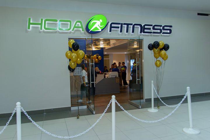 HCOA Fitness inaugura establecimiento en Galeria Paseos