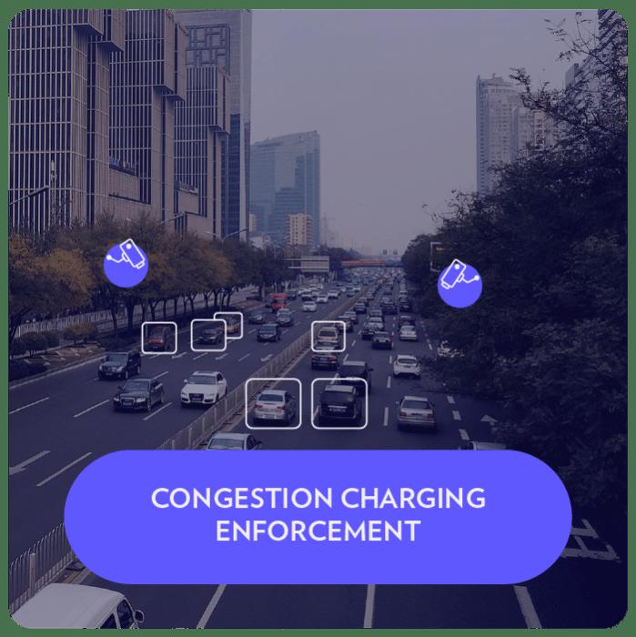 Fits. congestion charging enforcement
