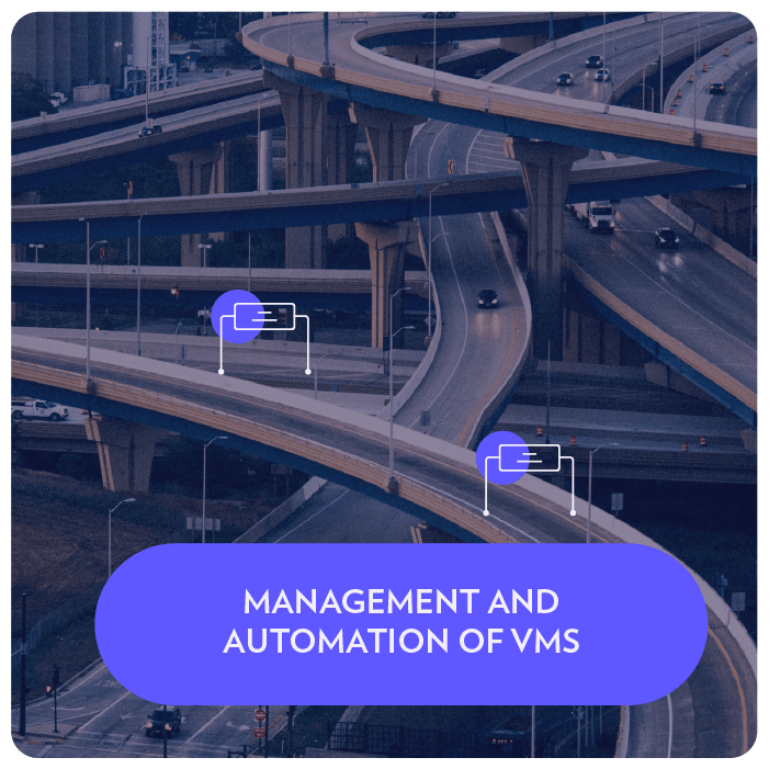 Fits. management and automation of VMS