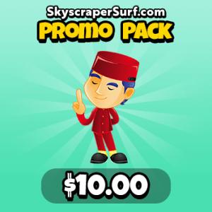 SkyscraperSurf.com Promo Pack