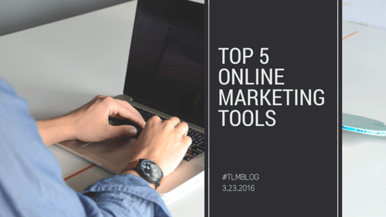 Traffic Light Media's Top 5 Online Marketing Tools