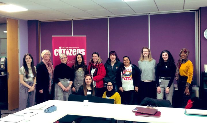 TRC joins the first meeting of Great Manchester Women's Alliance