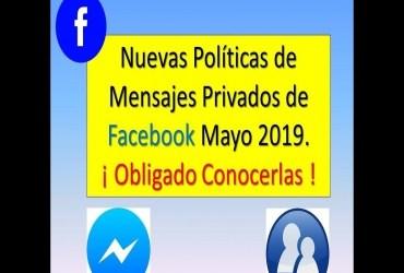 Políticas de Facebook Messenger