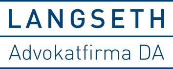 Langseth Advokatfirma DA logo