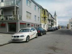 Våre lokaler i Politimester Bendiksens gate i Kristiansund