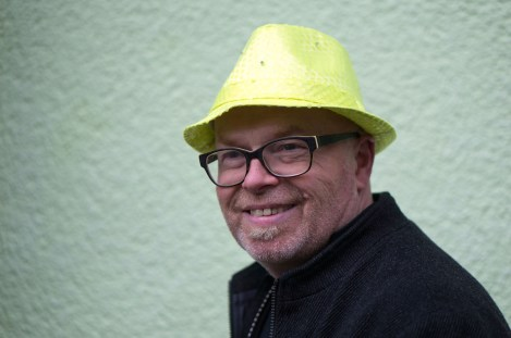 Initiator des Projekts: Franz Betz. Foto: Michael Pape
