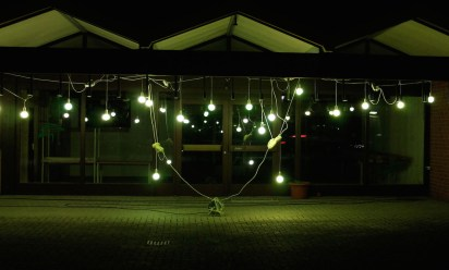 Nachtradtour. Foto: Sonja Steiner