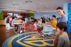 Fun Zone - Clubhouse diner