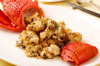 福臨門-Sauteed lobster with black beans and chilli sauce