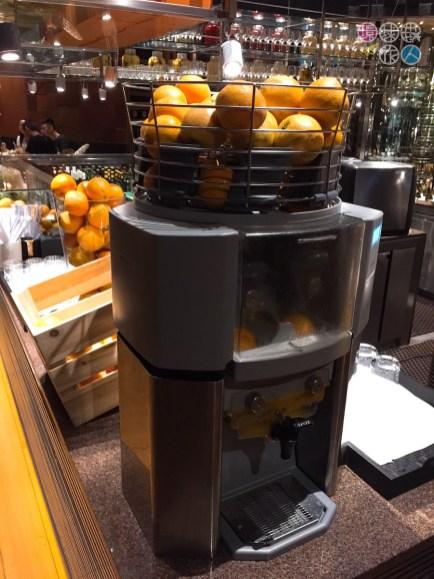 原個即榨橙汁機