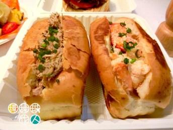 豬肉包+龍蝦包