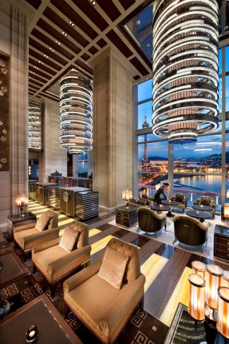 Photo - Mandarin Oriental, Macau - Vida Rica Bar 澳門文華東方酒店御苑酒廊01