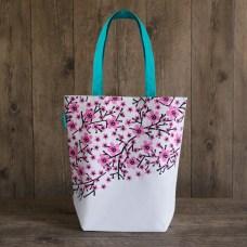 Spring Sakura Tote Bag