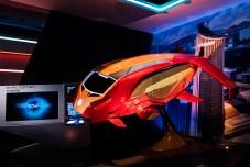 Hong Kong Disneyland_Hall of Mobility_Expo Edition Iron Wing Mark VIII_2