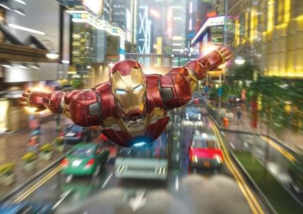 Hong Kong Disneyland_Iron Man Experience_Visual(1)