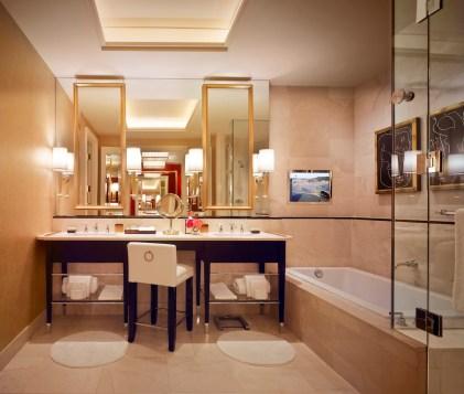 Encore Deluxe Suite - Bath by Barbara Kraft