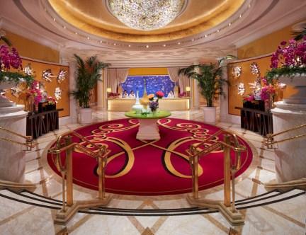 Encore at Wynn Macau - Lobby by Russell MacMasters