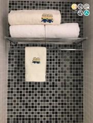 Minions毛巾備品1