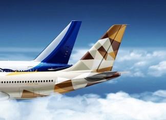阿提哈德航空_科威特航空_代码共享合作