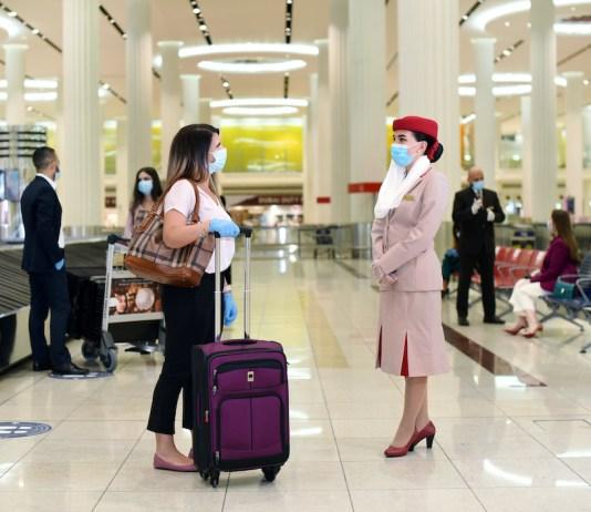 Emirates Covid-19