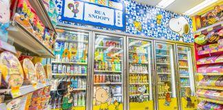 澳門氹仔地堡街 Snoopy概念店