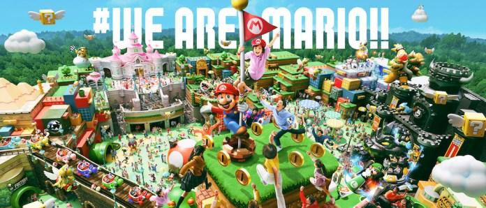 超級任天堂世界 Super Nintendo World