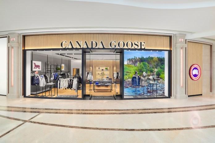 Canada Goose 加拿大鵝